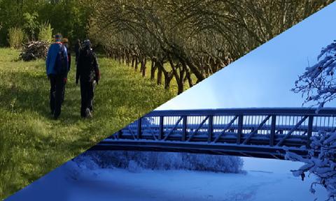 Kuva Luontoa toimintaan yli rajojen –hanke